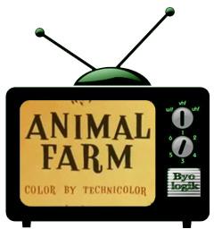 animazioni la fattoria degli animali