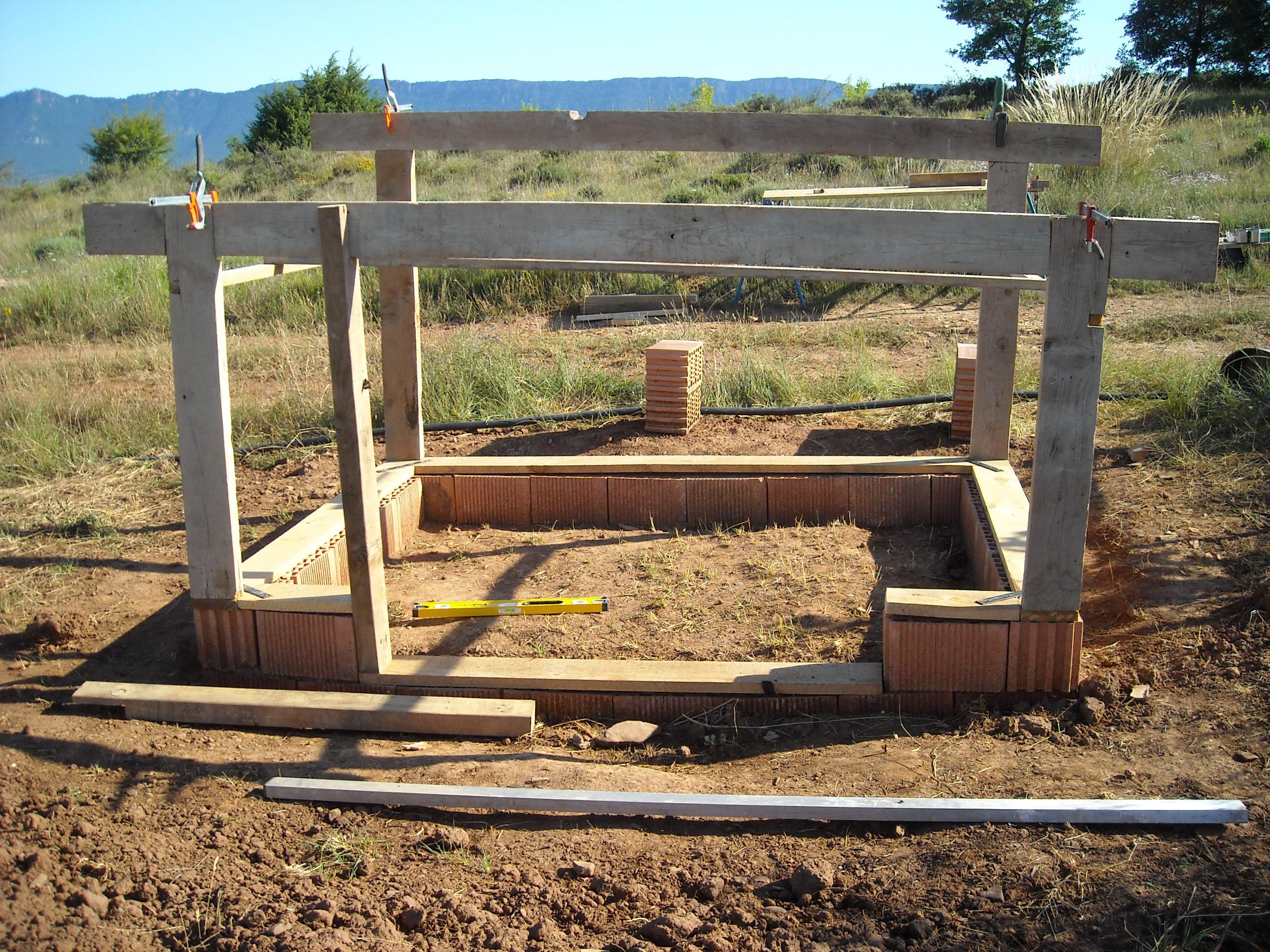 Come costruire un pollaio bioclimatico foto ilquieora for Costruire compostiera