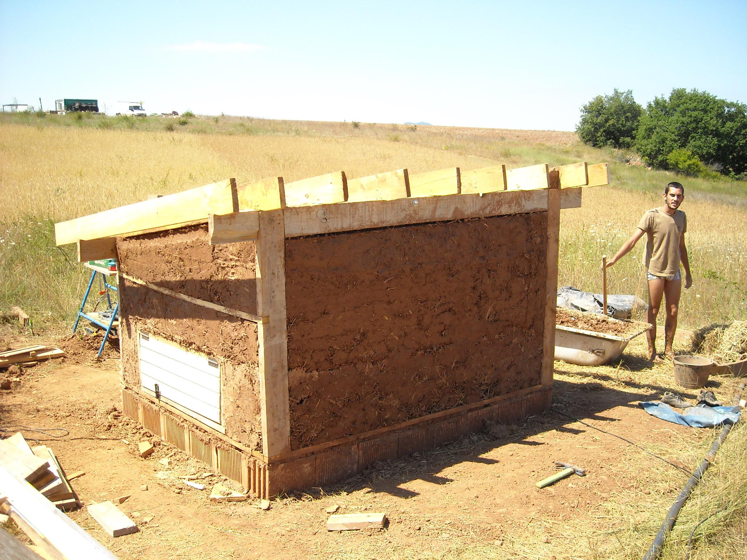 Come costruire un pollaio bioclimatico ristrutturazione for Ristrutturazione fai da te