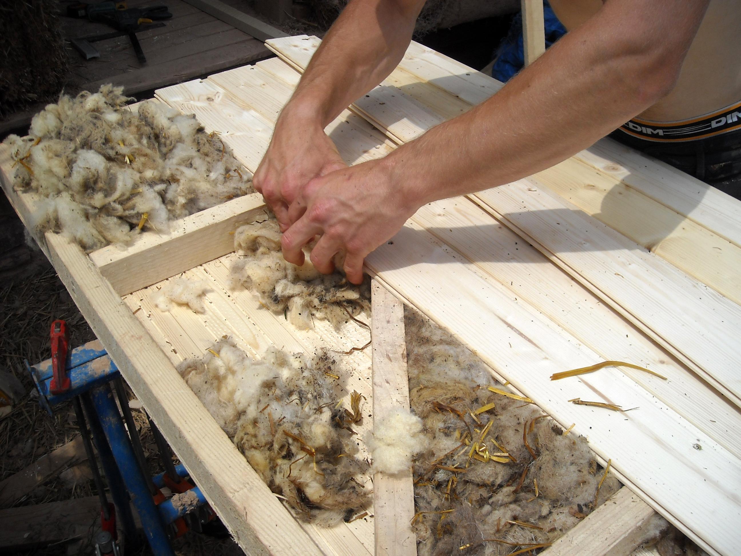 Come costruire un pollaio bioclimatico foto ilquieora for Costruire porta tv